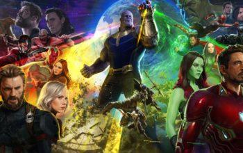 Мстители 3, Война бесконечности, Avengers Infinity War, 8k