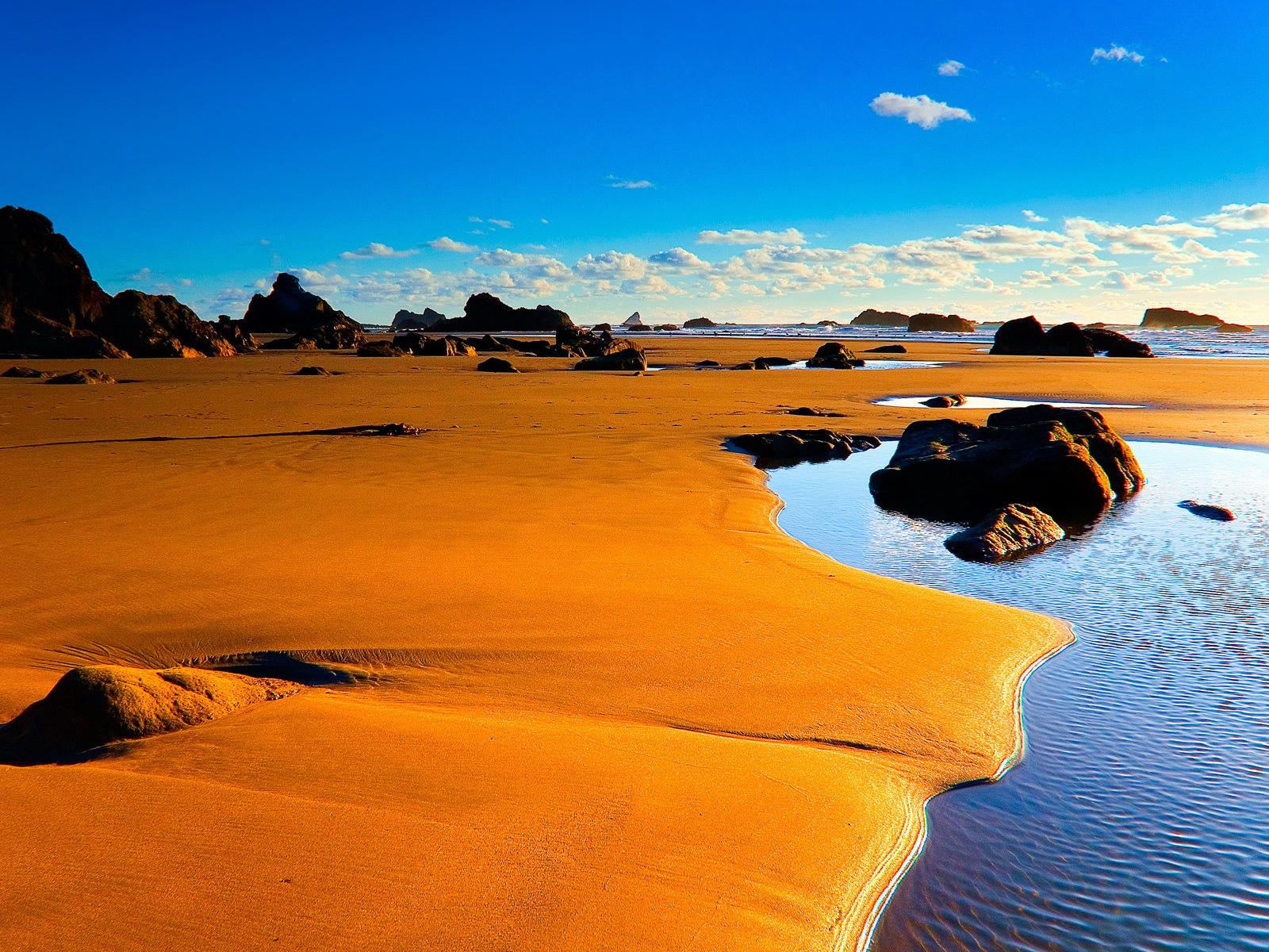 скачать фото обои природа, пустыня, пляж, песок
