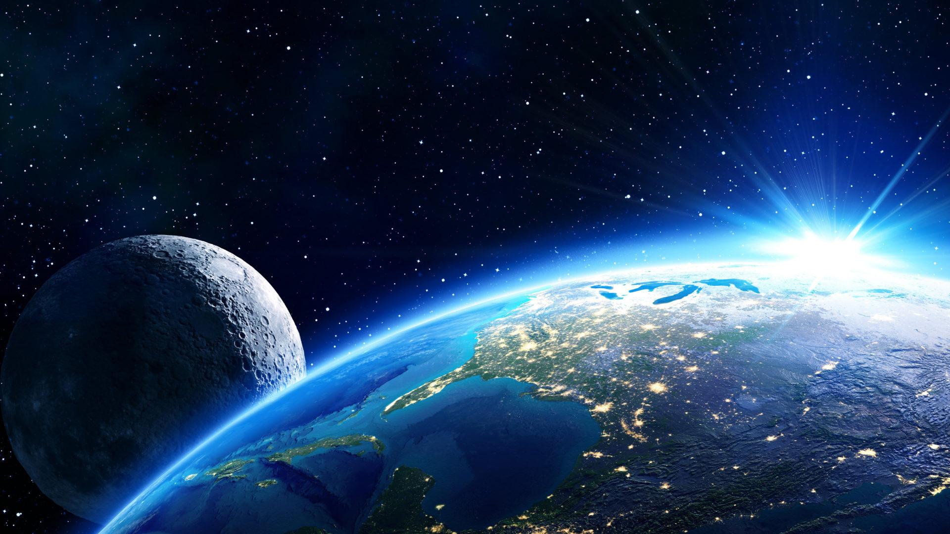 Planeta Zemlya Vid Iz Kosmosa 5k Skachat Krasivye Oboi Kosmos