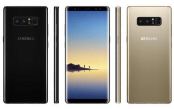 Samsung Galaxy Note 8, самсунг, смартфон, 4k обои