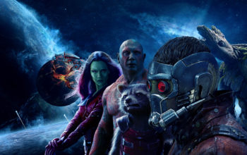 Стражи Галактики 2, обои 4к, супергерои, Guardians of the Galaxy 2, фильмы, кино