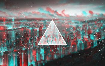 Треугольная абстракция