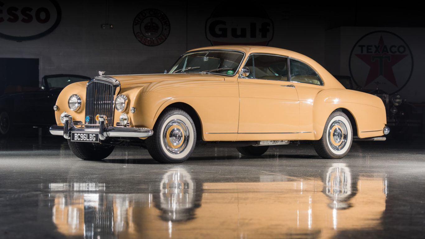 Bentley S1 Continental Sports