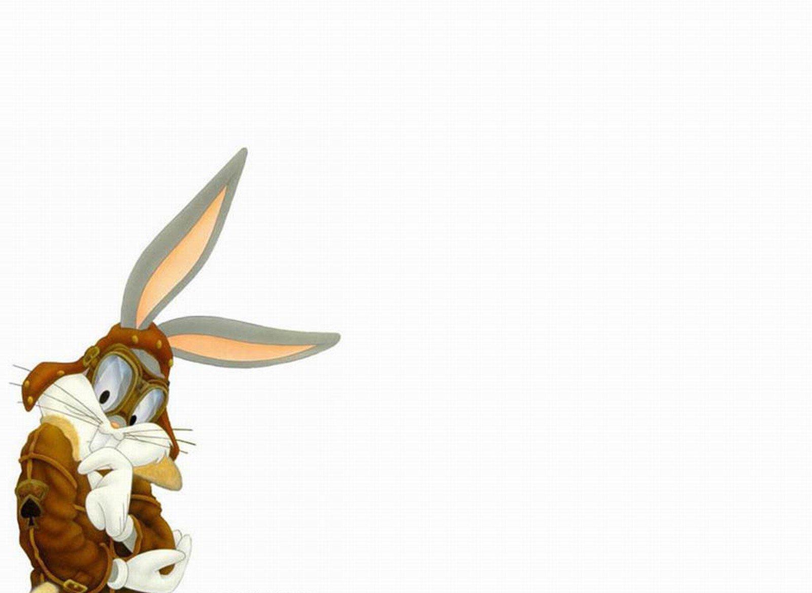 Бакс Бани, кролик, мультик, hd обои