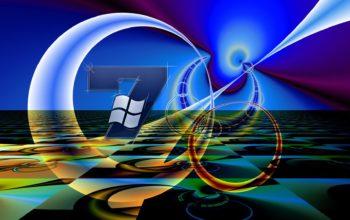 обои hi tech, Microsoft Windows 7, hd
