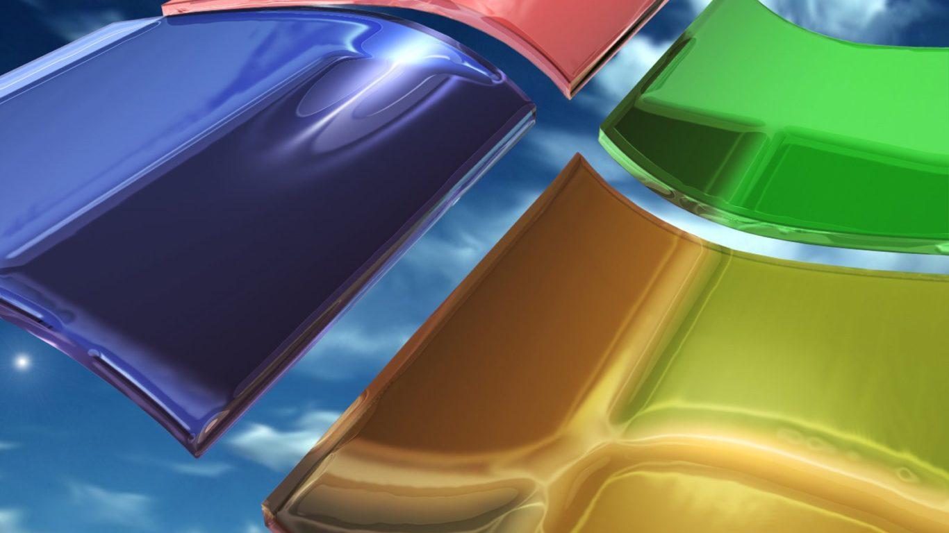 Windows XP фон