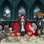 Граф Дракула и компания