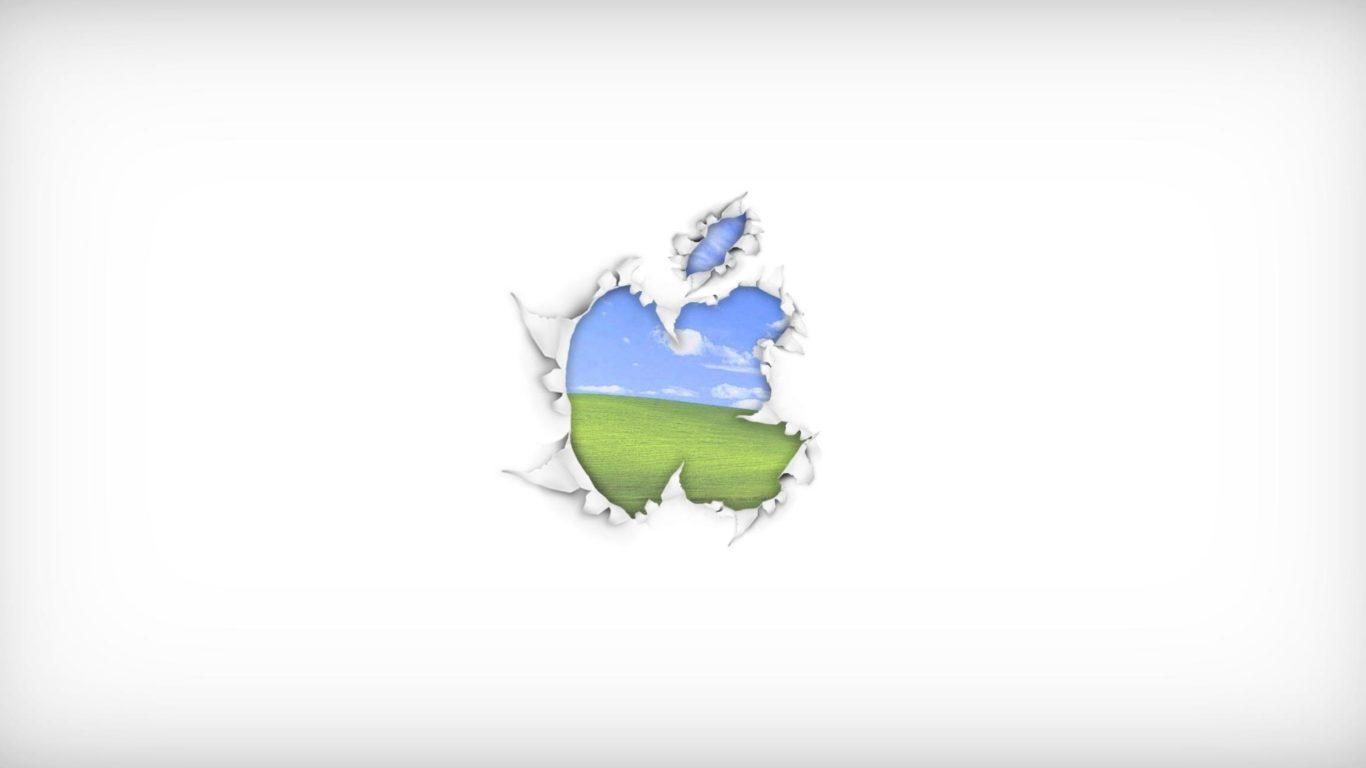 Apple, logo, бренды, логотипы, hd обои