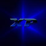Windows XP в синих тонах