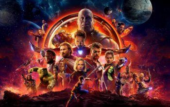 Мстители 3 - Война Бесконечности