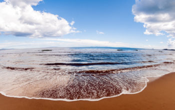 Море, берег, песок, волны, природа