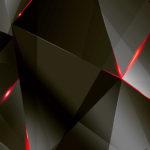 Темные векторные фигуры