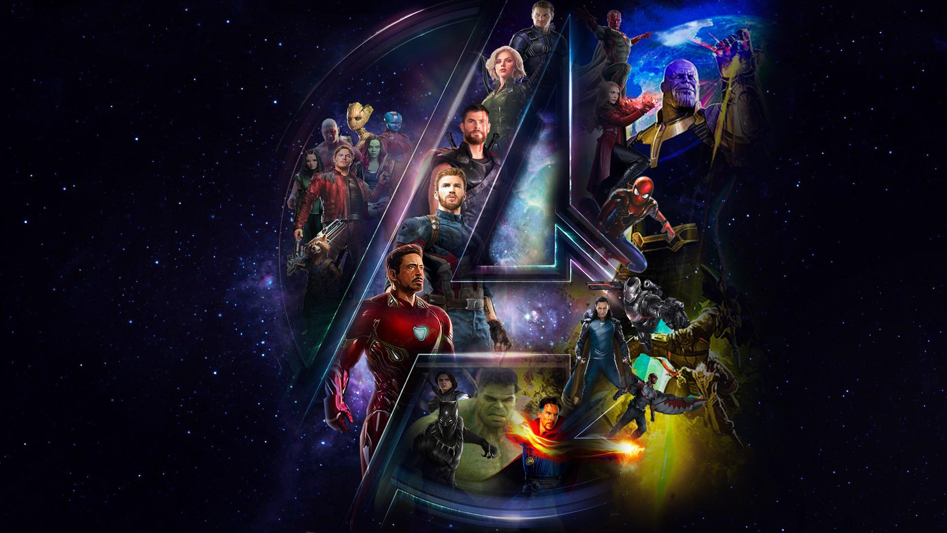 Мстители 3, Война Бесконечности, Avengers Infinity War