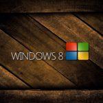 Деревянная тема в Windows 8