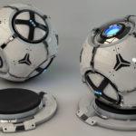 Две сферы 3D