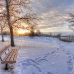 С добрым утром зима