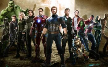 кино обои, Мстители 3, Война бесконечности, full hd, Avengers