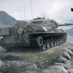 Немецкий танк из игры World of Tanks