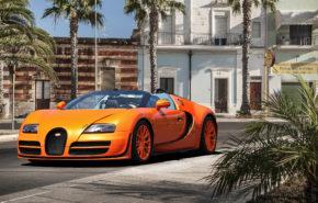 Bugatti Veyron, auto, hd обои