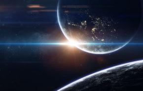 космос, планеты, вселенная, галактика, hd