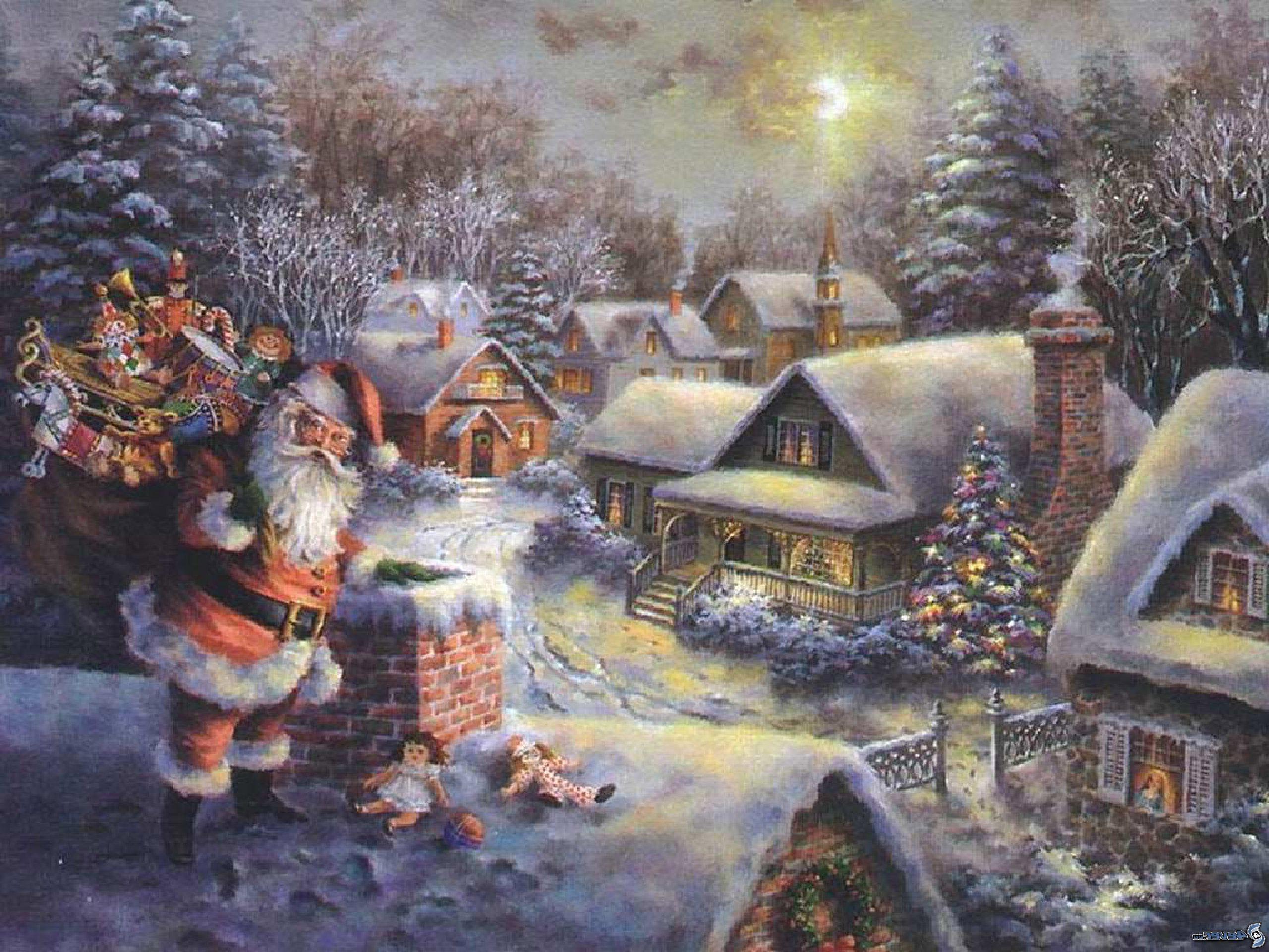 Новый год 2019, Санта Клаус, Дед мороз, подарки