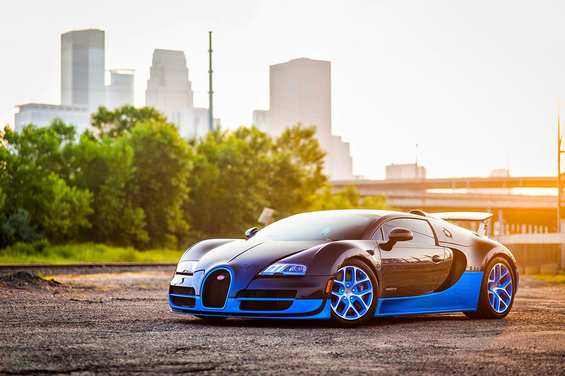 Bugatti Veyron, автомобили, бугатти вейрон, обои hd