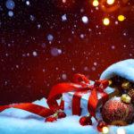 Украшения и подарки к Новому году