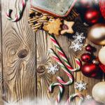 Украшения на Рождество