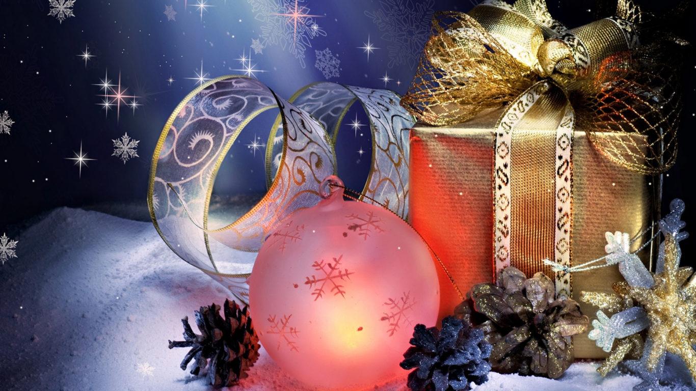 Новогодние заставки, Новый Год, новогодняя ночь