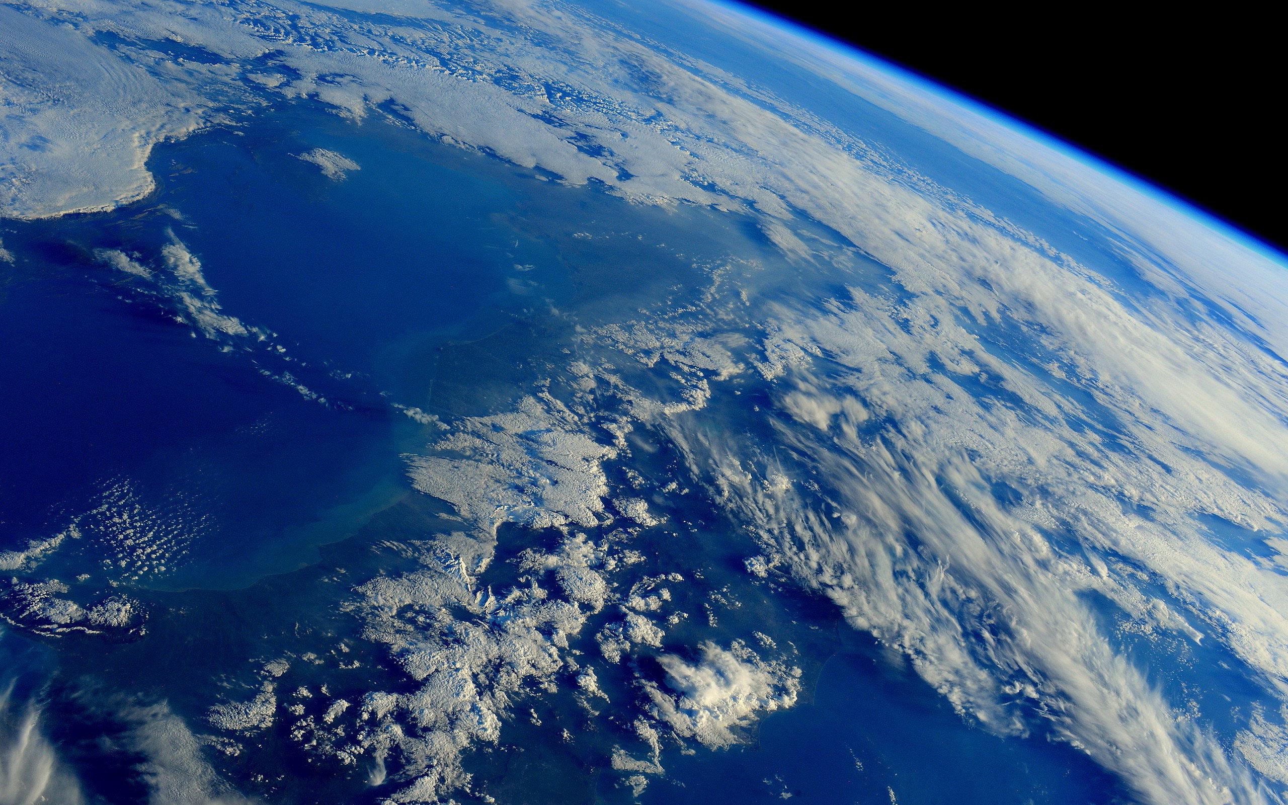 Космос, обои земля из космоса, звезда, hd