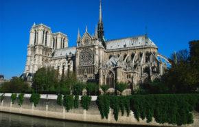 Собор Парижской Богоматери фотографии, Нотр-Дам-де-Пари, обои HD
