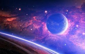 обои космос на андроид бесплатно, планета, галактика