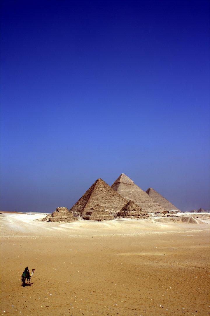 Фото Пирамид, скачать на телефон