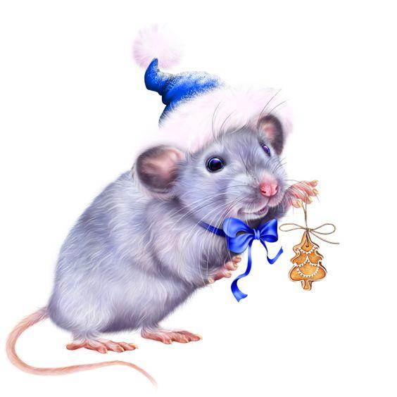 Год Крысы, заставка